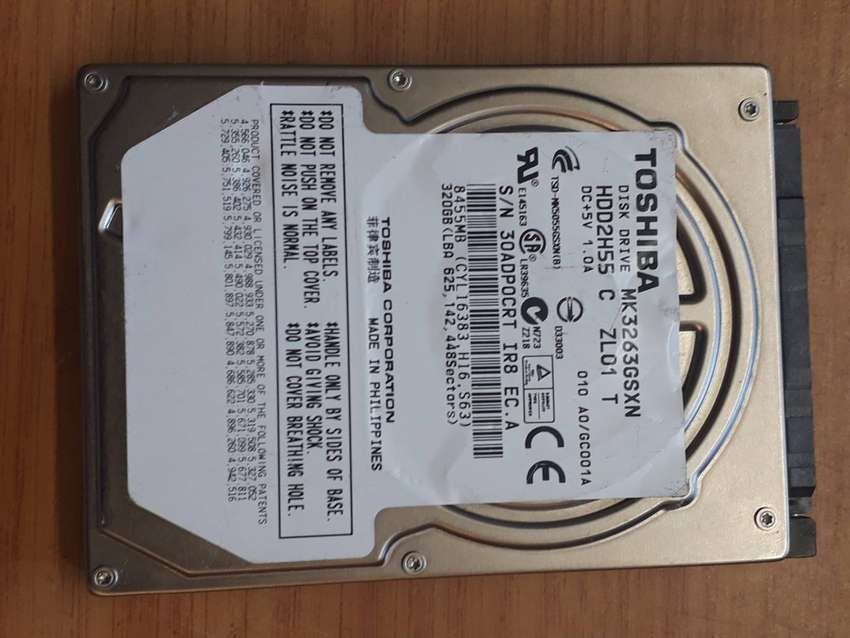 LAPTOP HARD DRIVES WANTED GOOD COND R1234 0