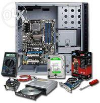 Ремонт компьютеров и ноутбуков любой сложноти.
