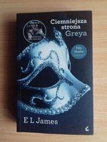 Ciemniejsz strona Greya - E L James