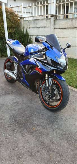 K6 GSXR 600 for sale