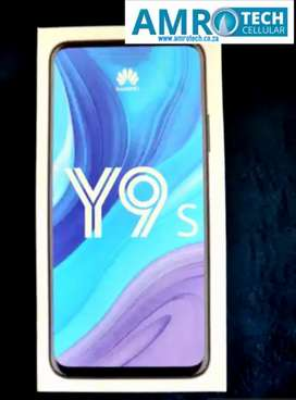 Brand New Huawei Y9s 128gb Sealed in box