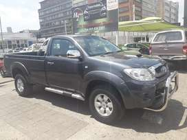 2011 Toyota hilux d4d log banz on sale