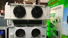 Воздухоохладители Hispania от 093кВт для холодильних камер, испаритель
