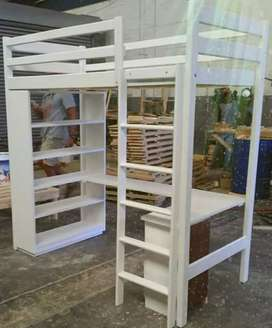 SOUTH AFRICAN SOLID PINE FURNITURE.