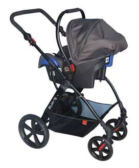 URGENT SALE! Pram, car seat, and baby bag for sale