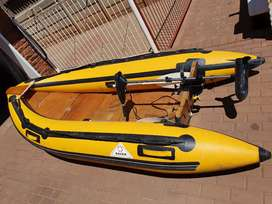 Orion inflatable boat