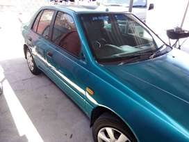 Nissan sentra New Spec for sale R35,000