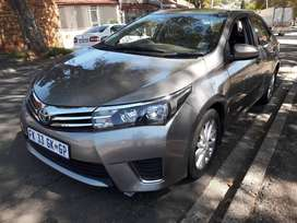 2016 model toyota prestige 1.6 automatic