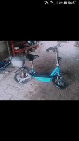 Electrical bicycles
