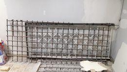 Продам металлоконструкцию из арматуры 16мм с дверью.