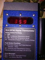 Термометр цифровой GLA M700