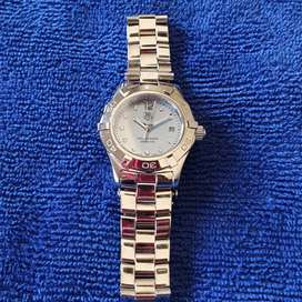Original woman's Tag Heuer watch.