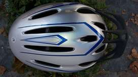 raleigh helmet L/XL