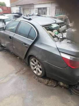 2005 BMW 530d AUTOMATIC, STRIPPING FOR SPARES.