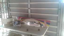 Rc training model airplane to sell