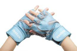 Rękawiczki treningowe REEBOK na fitness siłownię S/M/L
