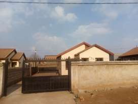 A 2 bedroom house for sale in mamelodi east mahube ext 20