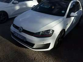 Golf 7 gti DSG bank finance available