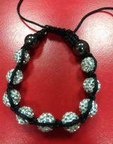 Шикарный стильный браслет жемчуг