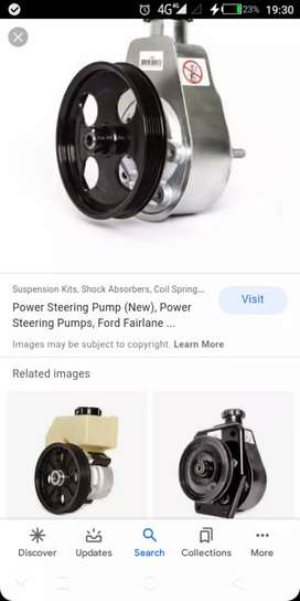 Looking for a powersteering pump or pulley for a19997 Ford Falcon