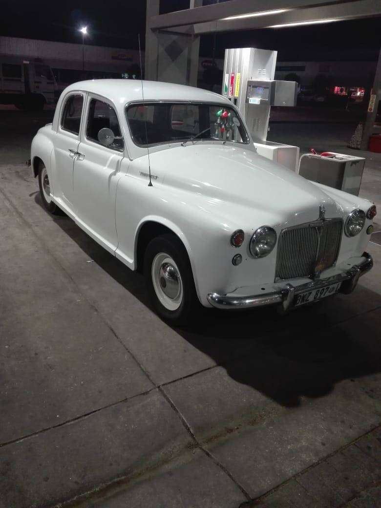 Vintage for sale (Rover 105s) 0