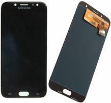 Wyswietlacz Samsung LCD J730 J7 2017 J730F CZARNY ZLOTY