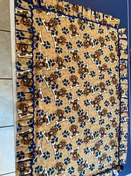 Doggy winter blankets