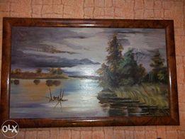 картина Борецкий Бейло Закарпатского худ.1930-1940 г.