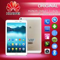 Image of Huawei tablet, Model: T1 -8.0 white, still with plastics,