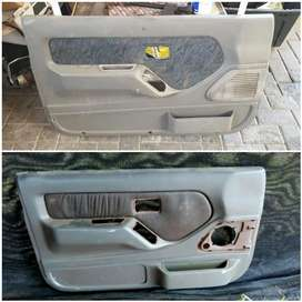 Isuzu KB door panels - left side
