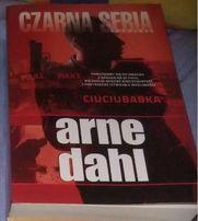 Ciuciubabka Arne Dahl wciągający kryminał znanego szwedzkiego autora