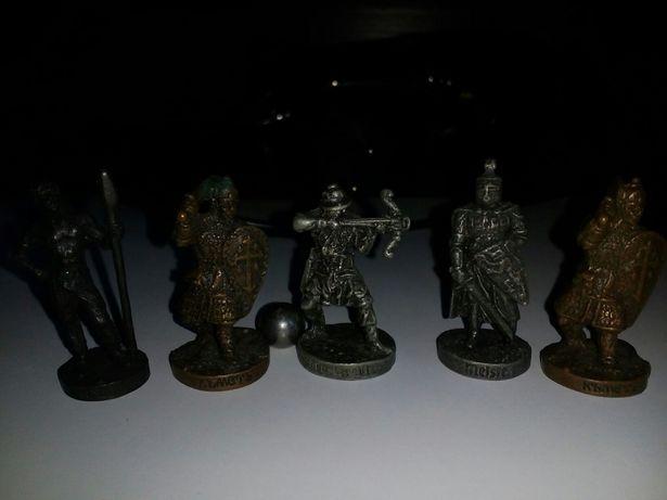 Металлические солдатики для коллекции
