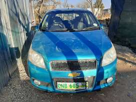 I want chev aveo petrol cover