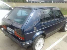 VW Golf 1 1.3 Chico Carbarater