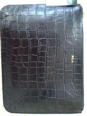 Клатч натур кожа RalphLauren лучший подарок любимой Инженерный - изображение 4