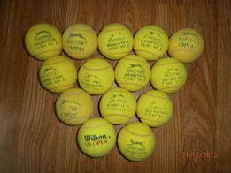 Теннисные мячи SLAZENGER Wimbledon-МЯЧИ WILSON