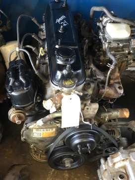 TOYOTA 2Y AND V/W POLO VIVO ( CLP ) ENGINES ON SPECIAL