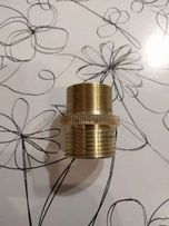 Продам переходник JBL Aqua In-Out Metall Adapter G3/4 M24 (6143600)