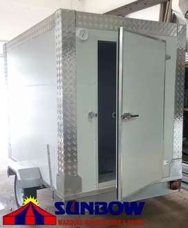 Mobile Coldrooms For Sale - SUNBOW TENTS MANUFACTURE