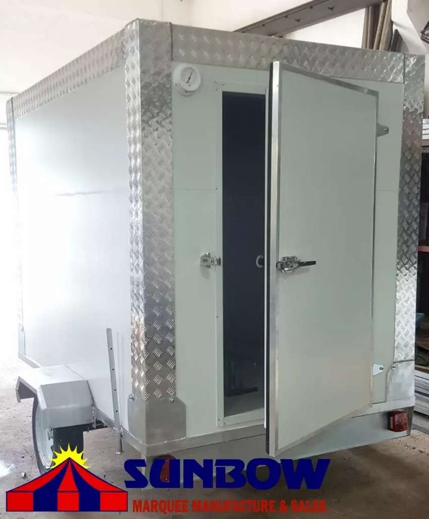 Mobile Coldrooms For Sale - SUNBOW TENTS MANUFACTURE 0