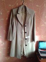 Кашемировое димесезонное пальто