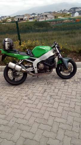 Zx6r for stripping