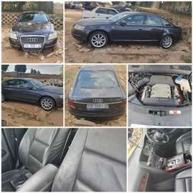 AUDI A6 3.2 V6 SPARE PARTS