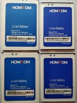 Аккумулятор батарея Homtom HT3 / HT7 / HT16 / HT17 (3000mAh). ОРИГИНАЛ