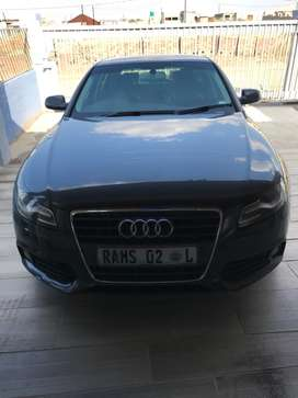 Audi A4 2012 b8 with 18 inch mags