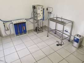 Water bottling systems