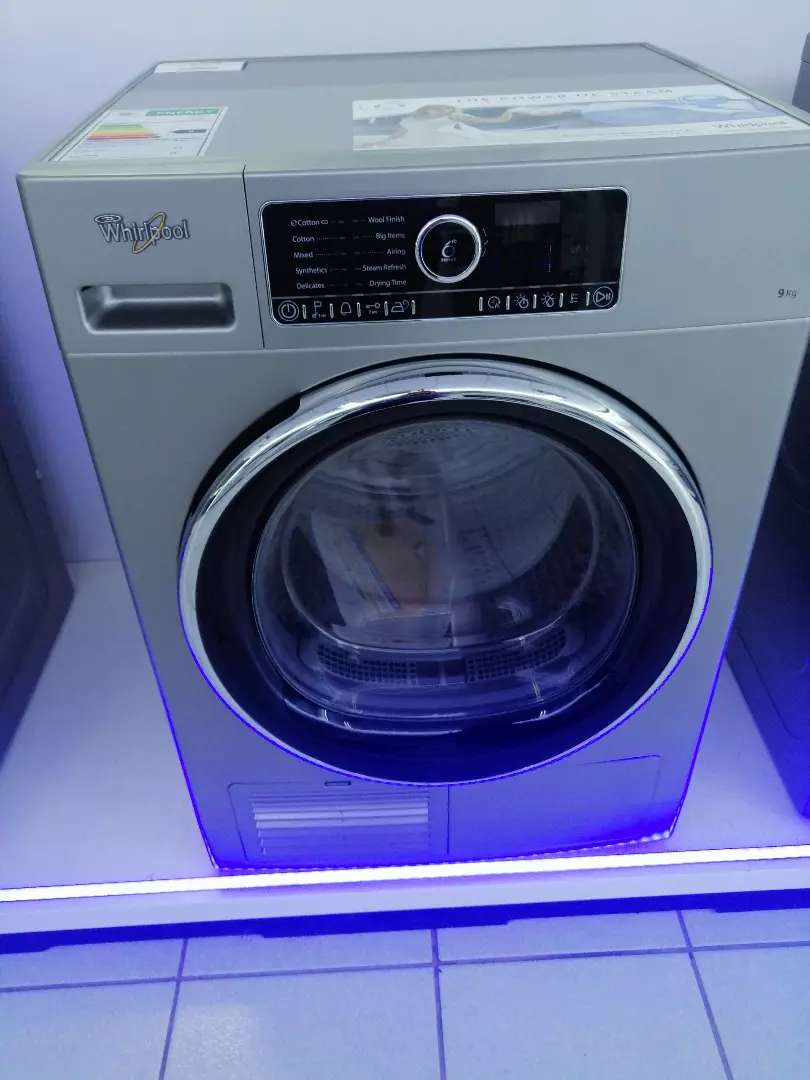 Whirlpool dryer 0
