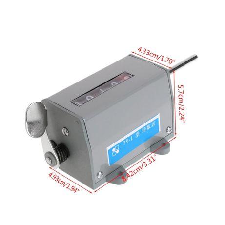 Тахометр 350 об/мин с функцией обнуления