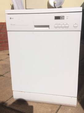 LG 12 PL DISHWASHER WHITE