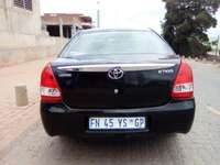 Image of Toyota etios 2013 model 1.5 for sale